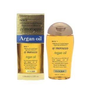 روغن آرگان ارگانیکس حجم 120 میلی لیتر Moroccan Argan Oil
