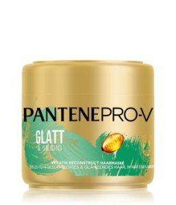 ماسک مو پنتن مدل GLATT  ترمیم کننده مو حجم 300 میلی لیتر Pantene